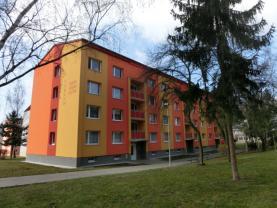 Prodej, byt 2+1, 56 m2, OV, Duchcov, ul. V Domkách