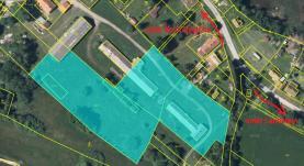 Prodej, stavební pozemek, 12532 m2, Nová Bystřice - Hůrky
