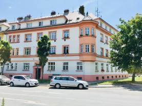 Prodej, byt 1+kk, 20 m2, Kroměříž, ul. Nádražní