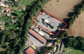 Pronájem, provozní plochy, 1296 m2, Plasy
