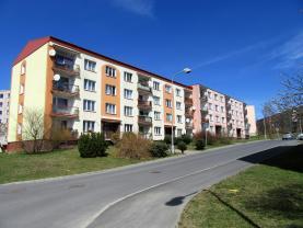 Prodej, byt 1+kk, 24 m2, OV, Františkovy Lázně, ul. Žižkova