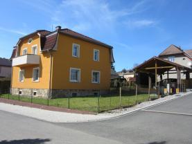 Prodej, rodinný dům, 694 m2, Bělá nad Radbuzou, ul. Školní