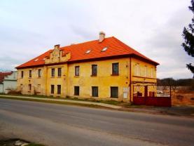 Prodej, zemědělská usedlost, 3013 m2, Židovice nad Labem