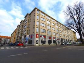 Prodej, byt 1+1, 30 m2, Praha 6 - Bubeneč