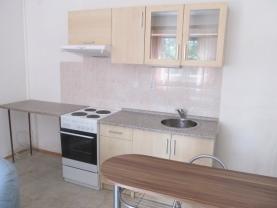 Pronájem, byt 2+kk, 35 m2, Pardubice - Ohrazenice