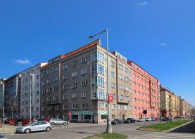 Prodej, byt 2+1, 60 m2, Praha 7 - Holešovice, Jateční ul.