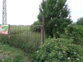 vjezd do zahrady (Prodej, zahrada, 4.879 m2, Luštěnice), foto 2/7