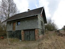 Prodej, rodinný dům, 413 m2, Radotín u Chyše