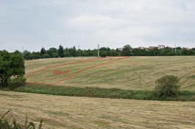 Prodej, stavební pozemek, 3902 m2, Brno - Ořešín