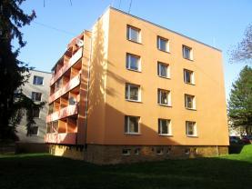 Pronájem, byt 2+1, Brno, ul. Zborovská