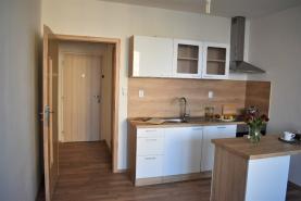 Prodej, byt 1+kk, 30 m2, Brno - Žabovřesky, ul. Voroněžská