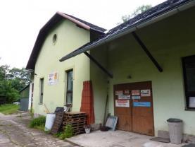 Prodej, výrobně komerční objekt, pozemky, 3480 m2, Hronov