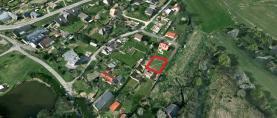 Prodej, pozemek, 415 m2, Jakartovice - Deštné