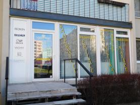 Pronájem, kadeřnictví, 47 m2, Kladno, ul. Hřebečská