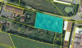 Prodej, pozemek, 2038 m2, Choceň