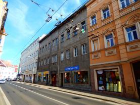 Prodej, nájemní dům, 550 m2, Teplice, ul. Rokycanova