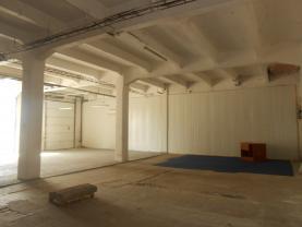 Pronájem, skladovací a výrobní prostor, Týniště nad Orlicí