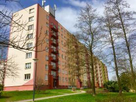 Prodej, byt 2+1, 50 m2, Ostrava, ul. Josefa Skupy