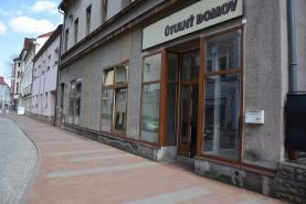 Pronájem, komerční prostory, 120 m2, Česká Třebová