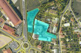 Prodej, stavební pozemek, 6534 m2,Týniště nad Orlicí