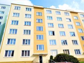 Prodej, byt 3+1+ lodžie, 68 m2, Plzeň, ul. Pod Vrchem