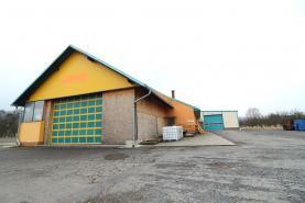 Pronájem, výrobní a skladovací objekt, Nové Dvory nad Bečvou