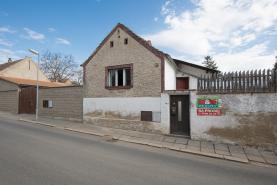 Prodej, rodinný dům 4+1, Zlonice, ul. Kpt. Jaroše