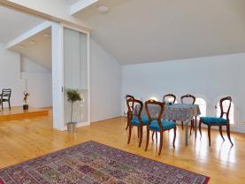 Prodej, byt 4+kk, 150 m2, Praha 5 - Smíchov, Arbesovo nám.