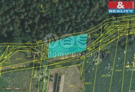 Prodej, pole, 686 m2, Louny - Domoušice