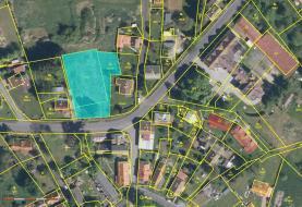 Prodej, pozemek, 2445 m2, Zádub - Závišín