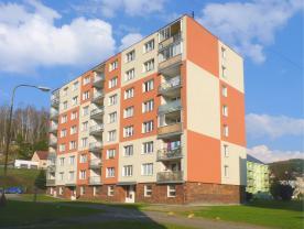 Prodej, byt 1+1, 36 m2, Kraslice, ul. Pohraniční stráže