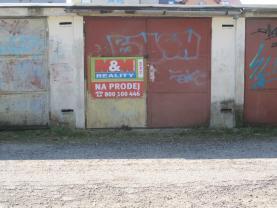 Prodej, garáž, OV, 19 m2, České Budějovice, Ant. Janouška