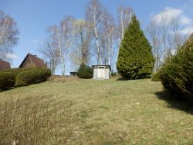Prodej, stavební parcela, 440 m2, Pastviny