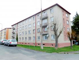 Prodej, byt 3+1, 67 m2, Nýrsko, ul. Vančurova