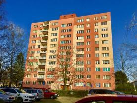Prodej, byt 1+kk, 27 m2, Ostrava - Poruba, ul. Spartakovců