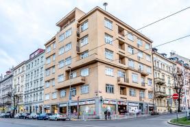 Prodej, byt 3+1, 111 m2, Praha 3 - Vinohrady, ul. U Vodárny