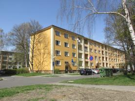 Pronájem, byt 1+1, 41 m2, Ostrava - Hrabůvka, ul. Mitušova