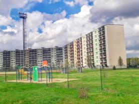 Prodej, byt 1+1, 32 m2, Brno-Komárov