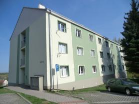 Prodej, byt 1+1, 28 m2, DV, Lom, ul. Novostavby
