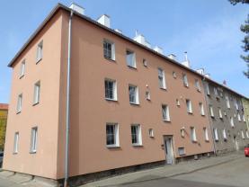 Prodej, byt 2+1, 46 m2, Cheb, ul. Riegerova