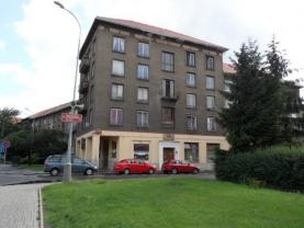 Pronájem, byt 1+1, 42 m2, Ústí nad Labem, ul. Na Pile