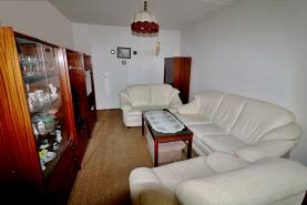 Obývací pokoj (Prodej, byt 4+1, 82 m2, DV, Litvínov, ul. Luční), foto 2/9