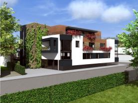 Prodej, byt 1+kk, Hradec Králové - Pražské Předměstí