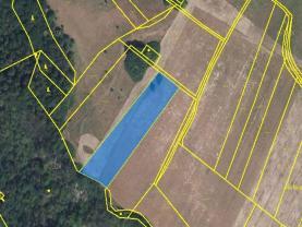Prodej, pole, 4340 m2, Zbečno