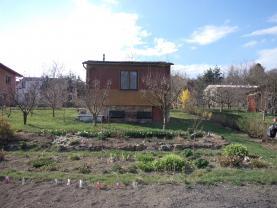 Prodej, zahrada 720 m2, Slaný, Kvíc