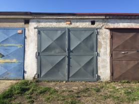 Pronájem, garáž, Kladno, ul. U Cihelny