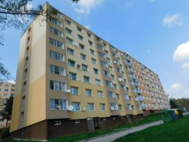 Prodej, byt 2+1, 58 m2, OV, Jirkov, ul. Generála Svobody