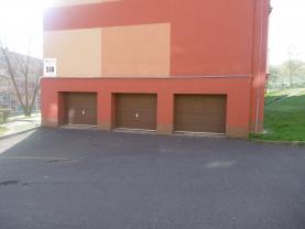 Prodej, garáž, 17 m2, OV, Most, ul. K. J. Erbena