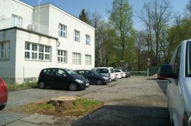 Pronájem, parkovací místo, Poděbrady