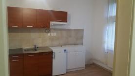 Pronájem, byt 1+1, 37 m2, Plzeň, ul. Poštovní